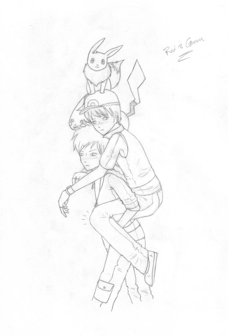 PKMN - Piggyback by I-Chop