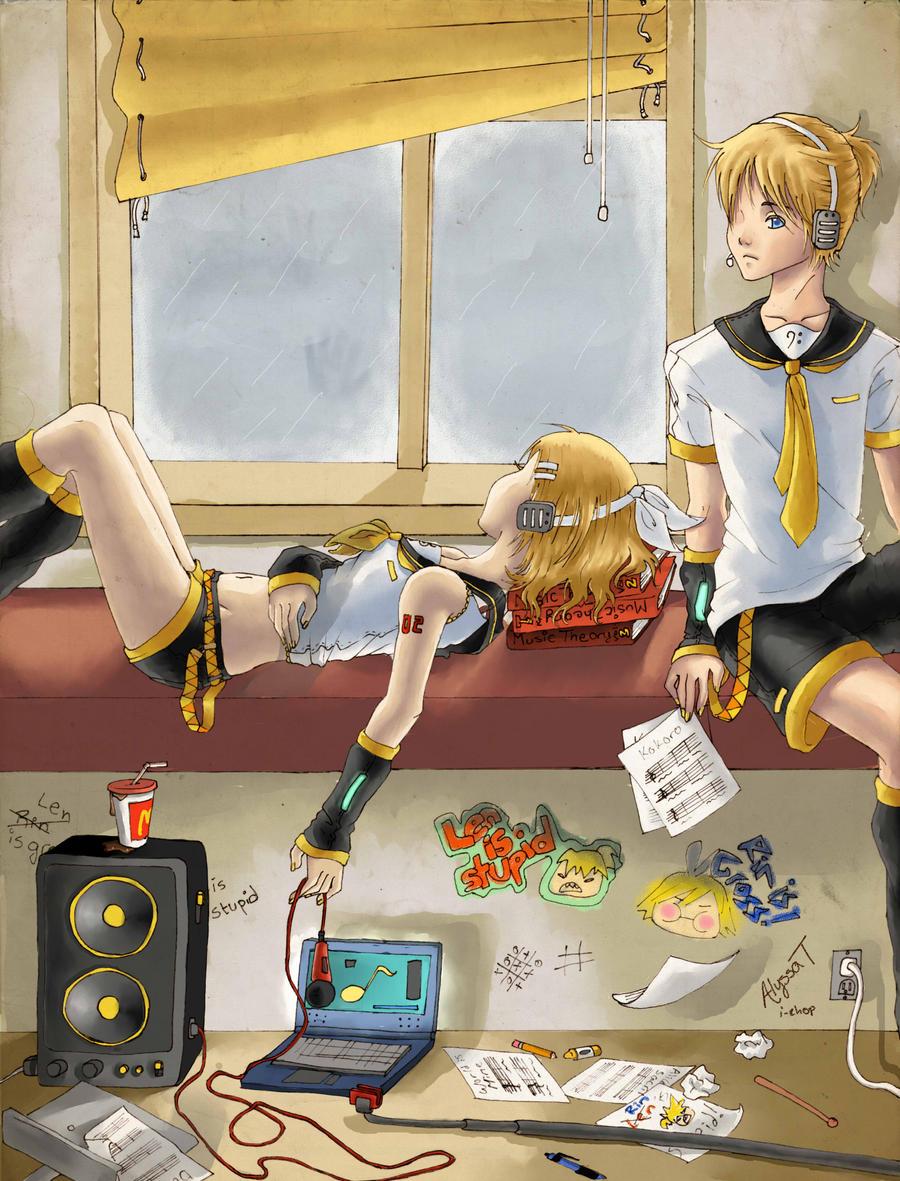Lazy Day - Redone by I-Chop