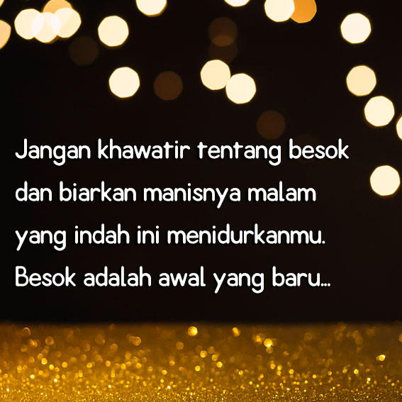 Kata Kata Indah Malam By Madewidiade On Deviantart