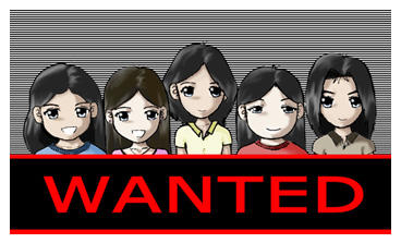Wanted by plueness