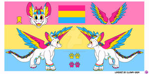 Feral Refsheet for Squimberry