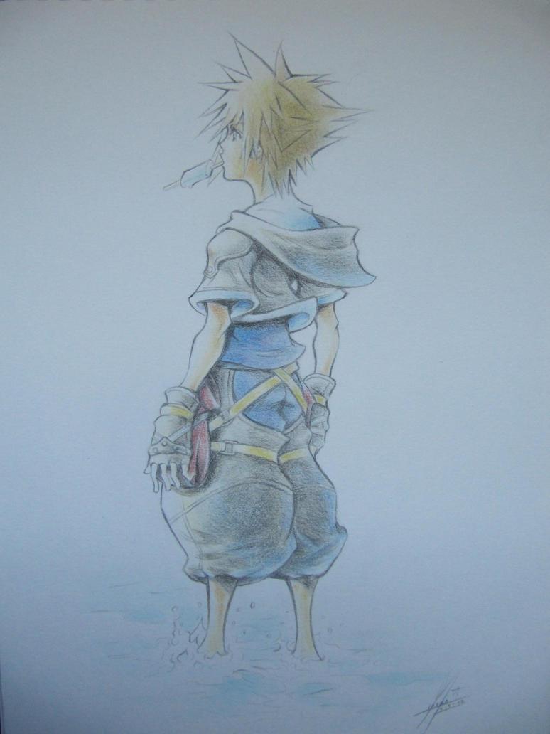 Sora by Mero-LBart