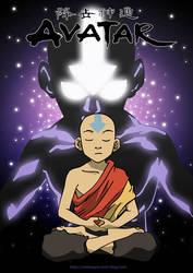 Avatar Aang by ChoBouyan