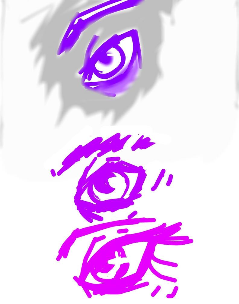 Homestuck ancestor eyes (ghb dls hic) by VioShadowLover