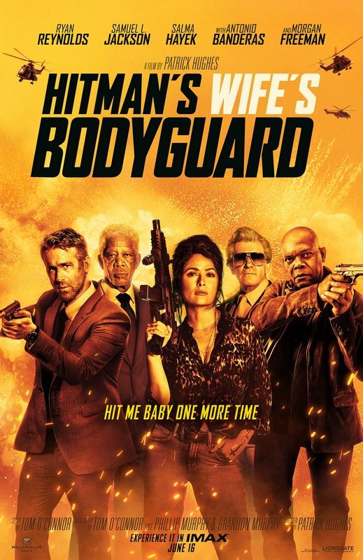 Watch The Hitman's Wife's Bodyguard movie