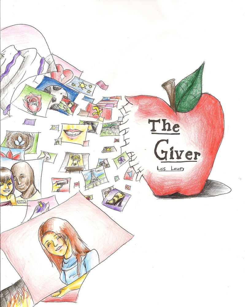 Book Cover Ideas For The Giver : The giver by owlsweety on deviantart