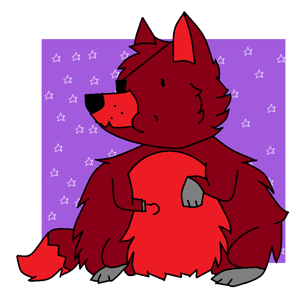 Fuzy Foxy by TropicaIDeer