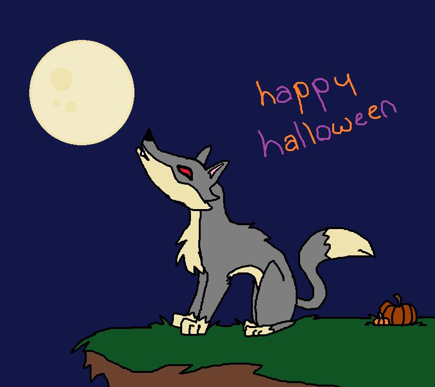 Happy Halloween by TropicaIDeer