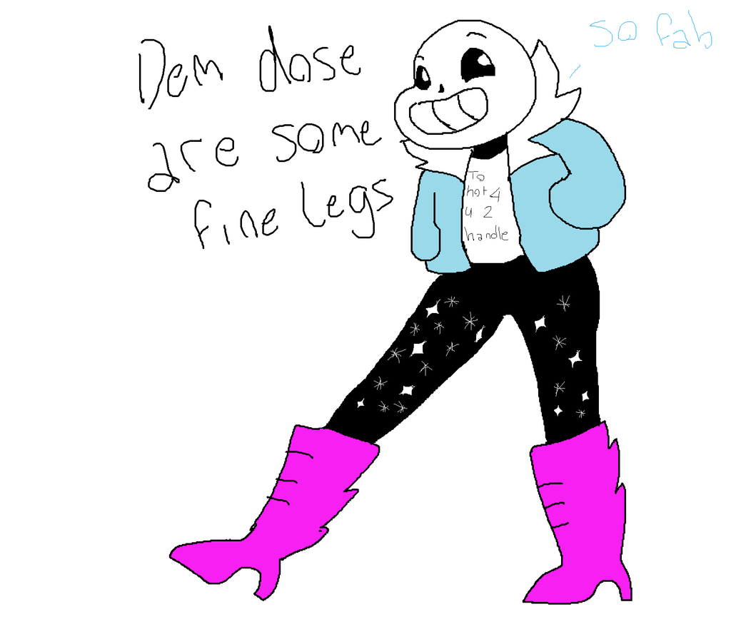 Damn Those Are Sexy Legs by TropicaIDeer