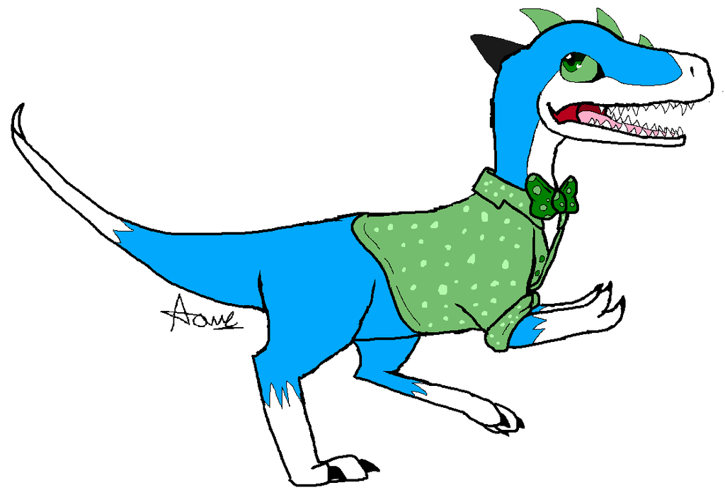 Dino Holly by TropicaIDeer