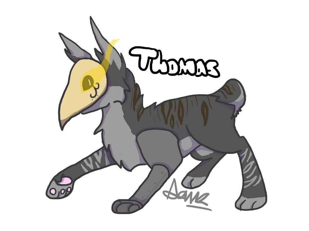 Thomas by TropicaIDeer
