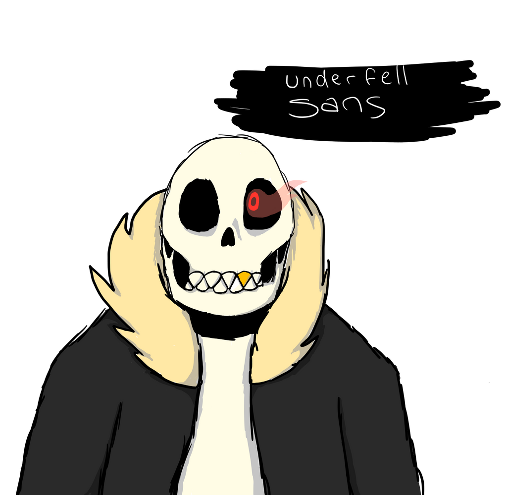 UnderFell Sans (Art Trade) by TropicaIDeer