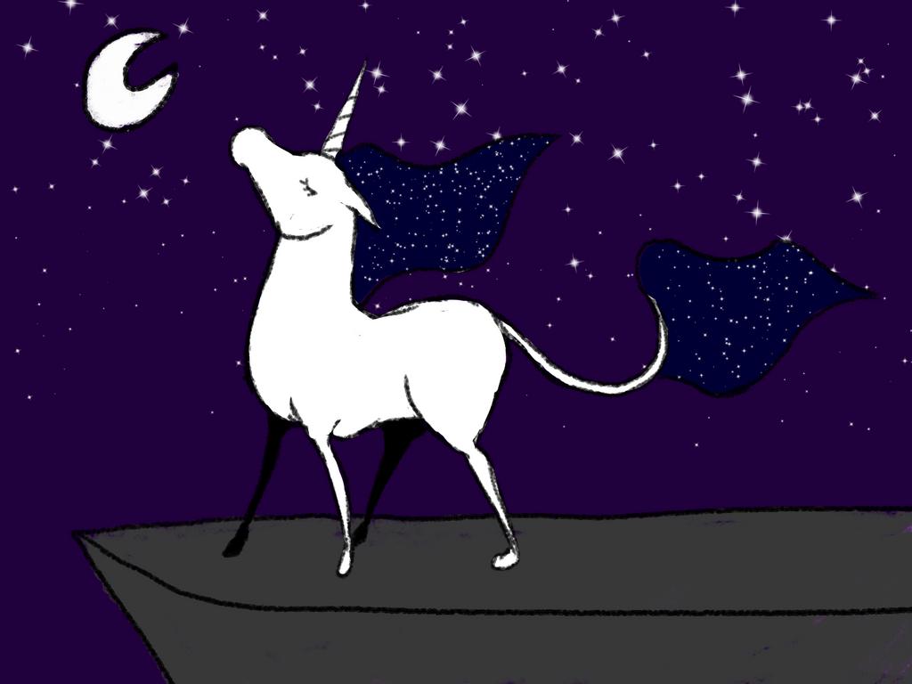 Unicorn by TropicaIDeer