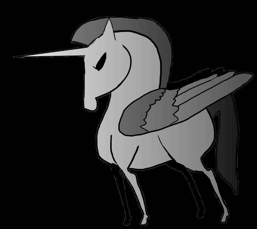 Greek Alicorn by TropicaIDeer