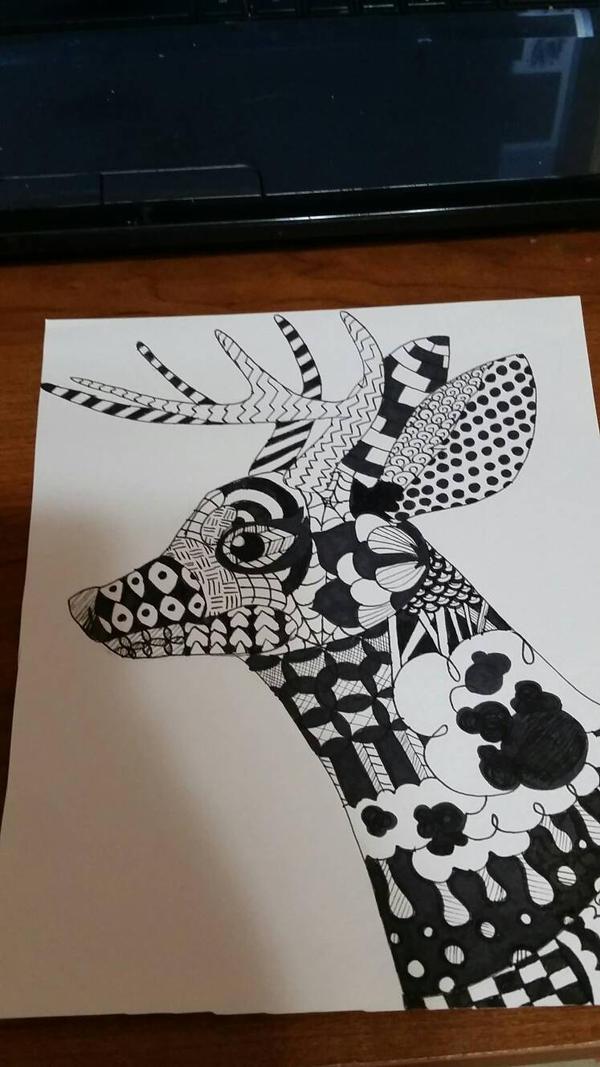 Oh Deer by TropicaIDeer