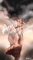 Attack On Titan - Fight!