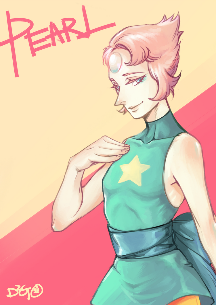 SU - Pearl by blackteakimi