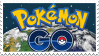 F2U POKEMON GO STAMP by RandoomInator
