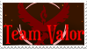 F2U TEAM VALOR- POKEMON GO STAMP by RandoomInator