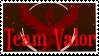 F2U TEAM VALOR- POKEMON GO STAMP by RandoomInator