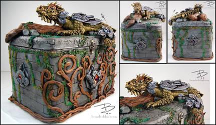 Cynchas Dragon Box