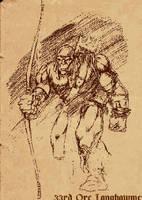 Orc Longbowmen by TEANO