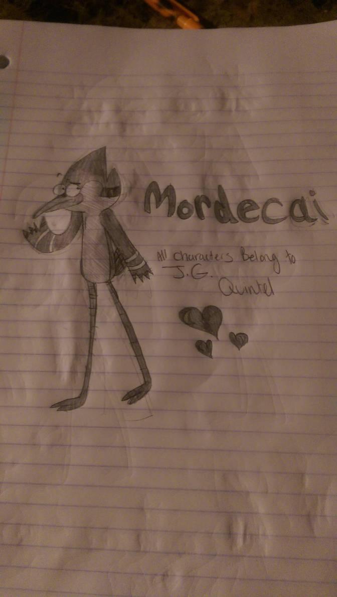 Regular Show~ Mordecai