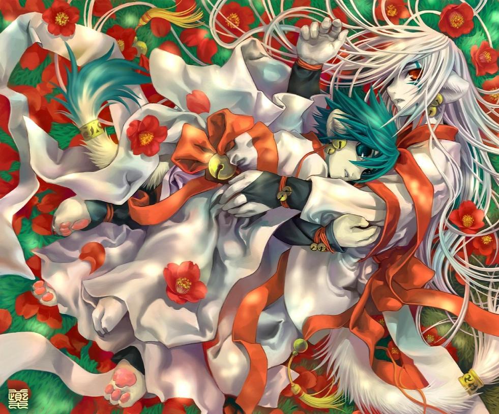 Camellia  Final version by jeacn