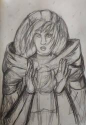 Hordes of the Underdark - Sketch by DarkStormSeeker