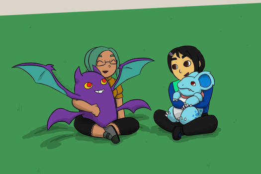 Poison babies and their trainers