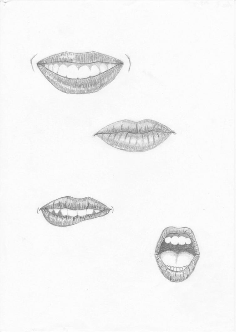 Mouths by Pepples93