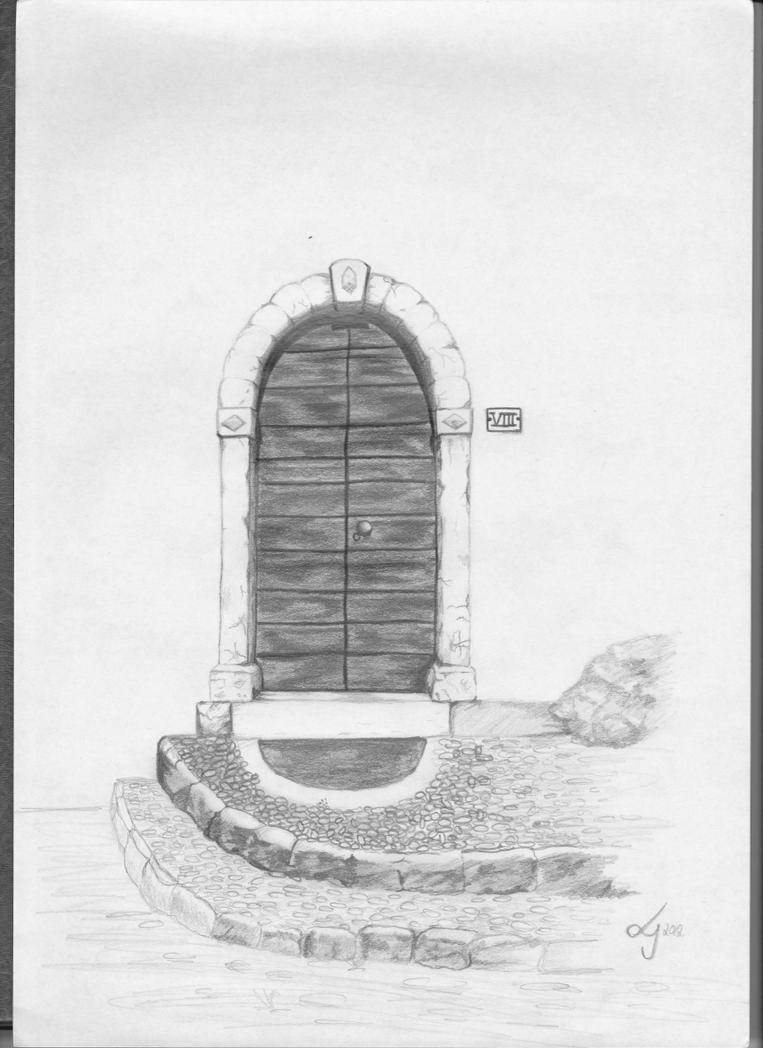 Door by Pepples93