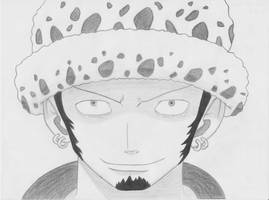 Trafalgar Law by Pepples93