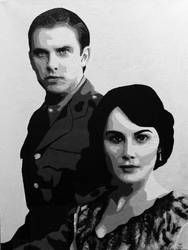 The Future Earl and Countess of Grantham by TheMovieJunkie