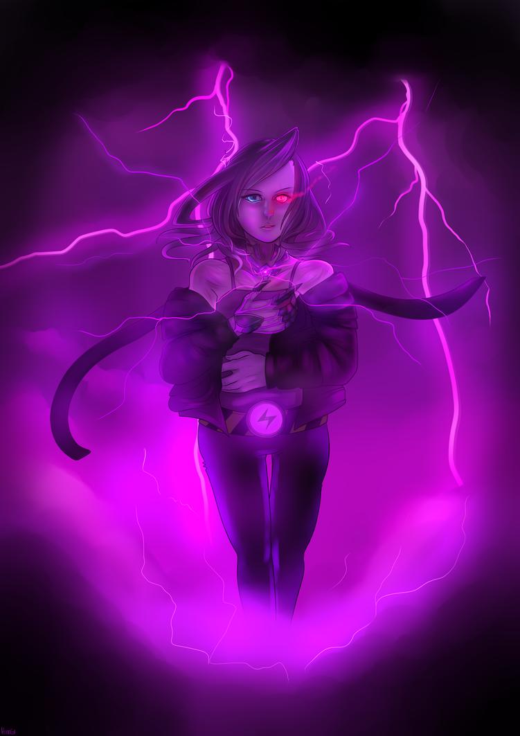 Thunderheart by Hiiragi-Wasabi