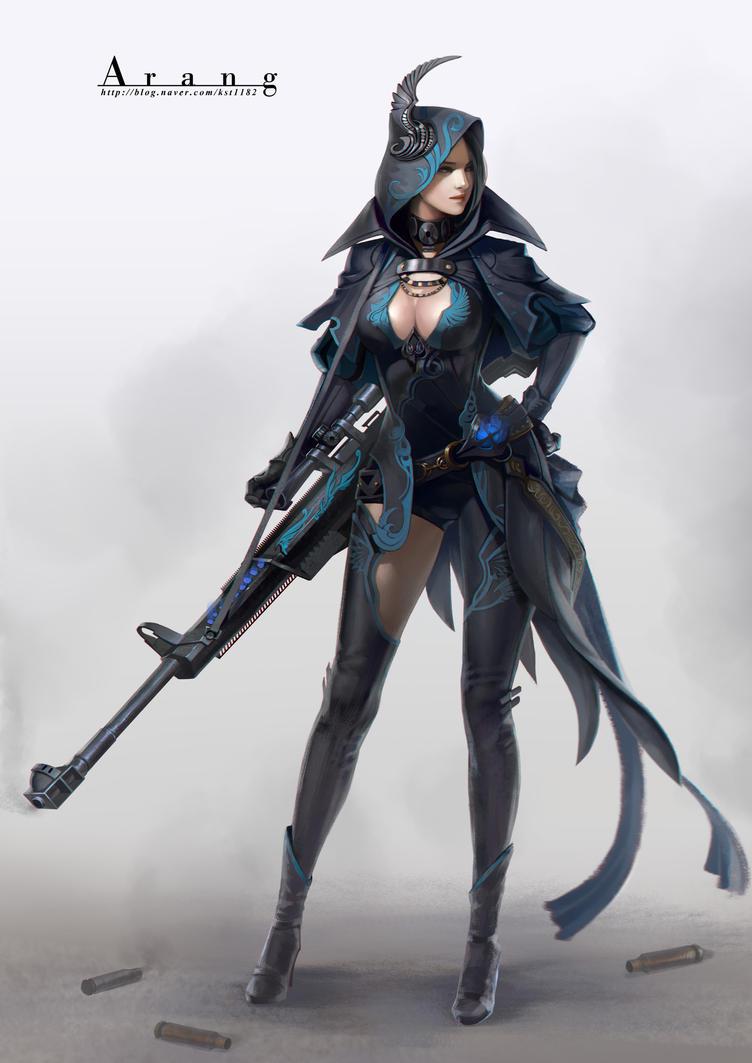 Sniper by Arang9903