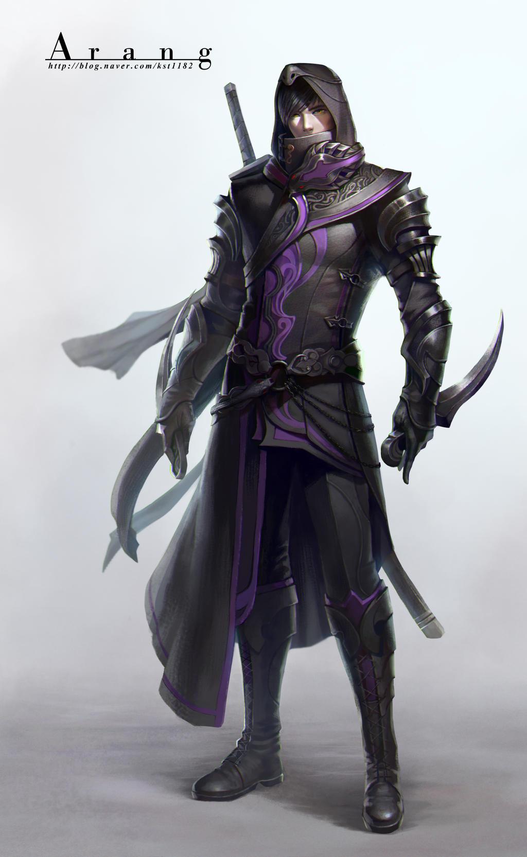 Assassin by Arang9903