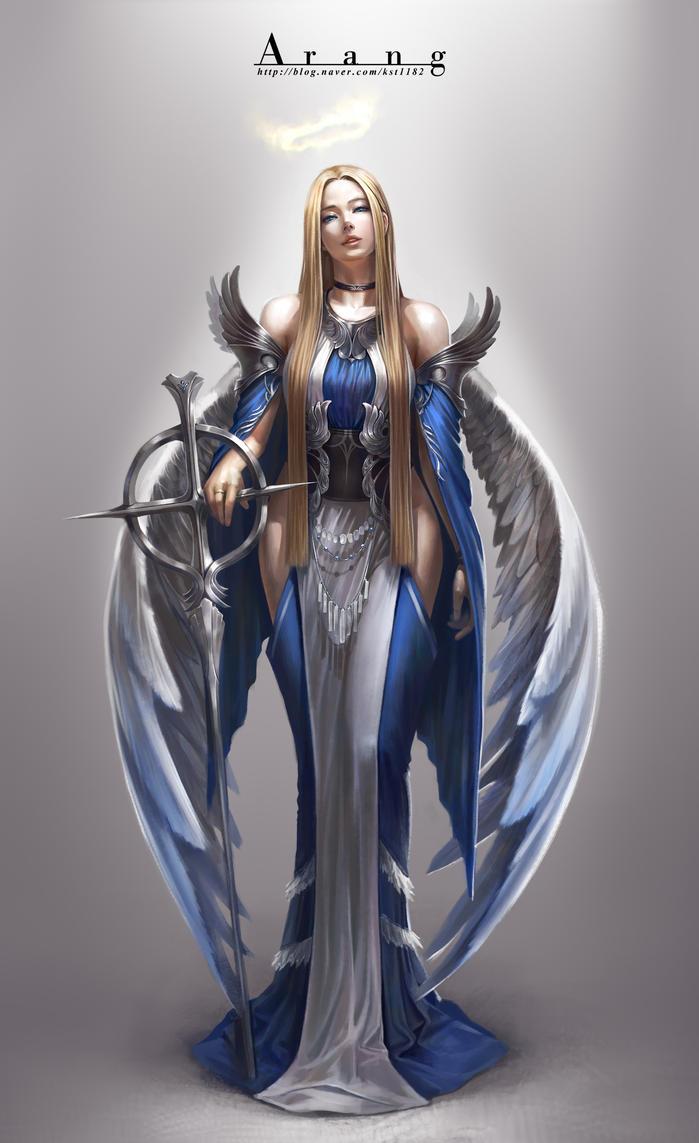 Archangel by Arang9903