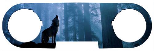 night howling by Acidbl00d