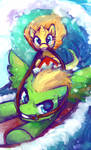 PonyCon AU - Surf's Up!