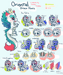 Oriental Draco Fox Traits Sheet (Closed Species)