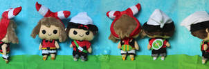 ORAS: Chibi Pokemon Trainers by Scarlet-Songstress