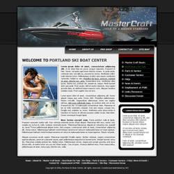 Portfolio: PSBC Company Site