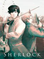 + Sherlock + by TownOfWolves