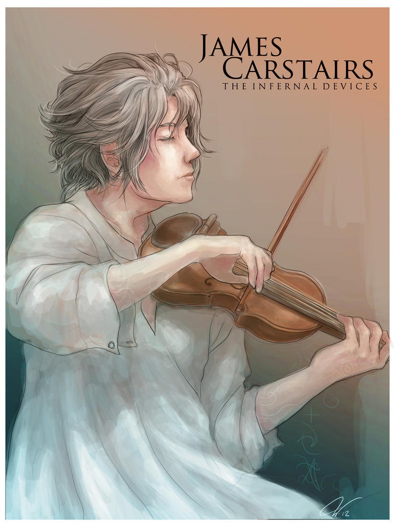 +James Carstairs+ by TownOfWolves
