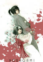 Noragami by TownOfWolves