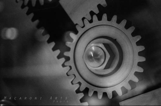 Bank Vault Gear
