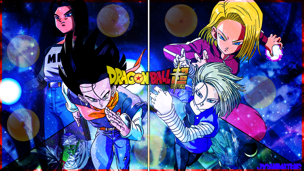 Dragon Ball Super Wallpaper Android 17 The Galleries Of Hd Wallpaper
