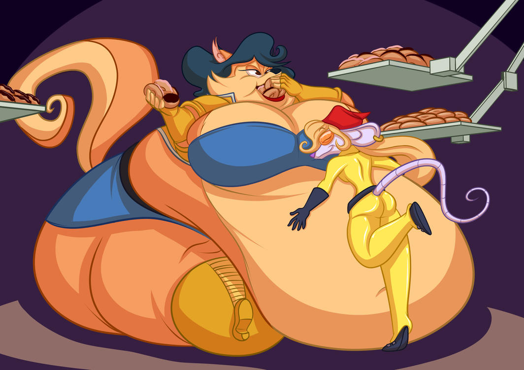 Sly Cooper: Cream Filled by TubbyToon