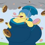 Large Marge's Weird Dream: Rainy Daze
